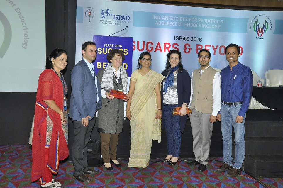 Organizing Committee with ISPAD Speakers